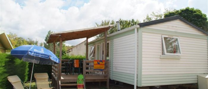 mobil home eco 4 personnes